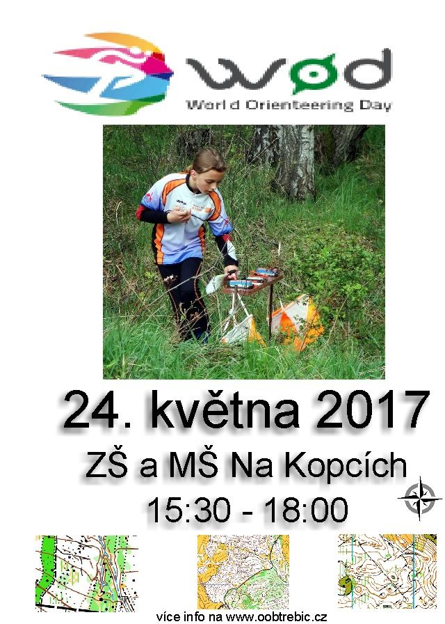 WORLD ORIENTEERING DAY 2017